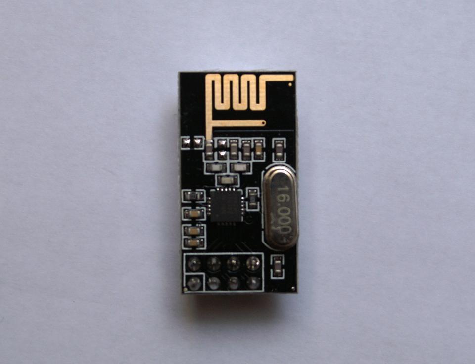 Nettigo nrf l compatible module wireless