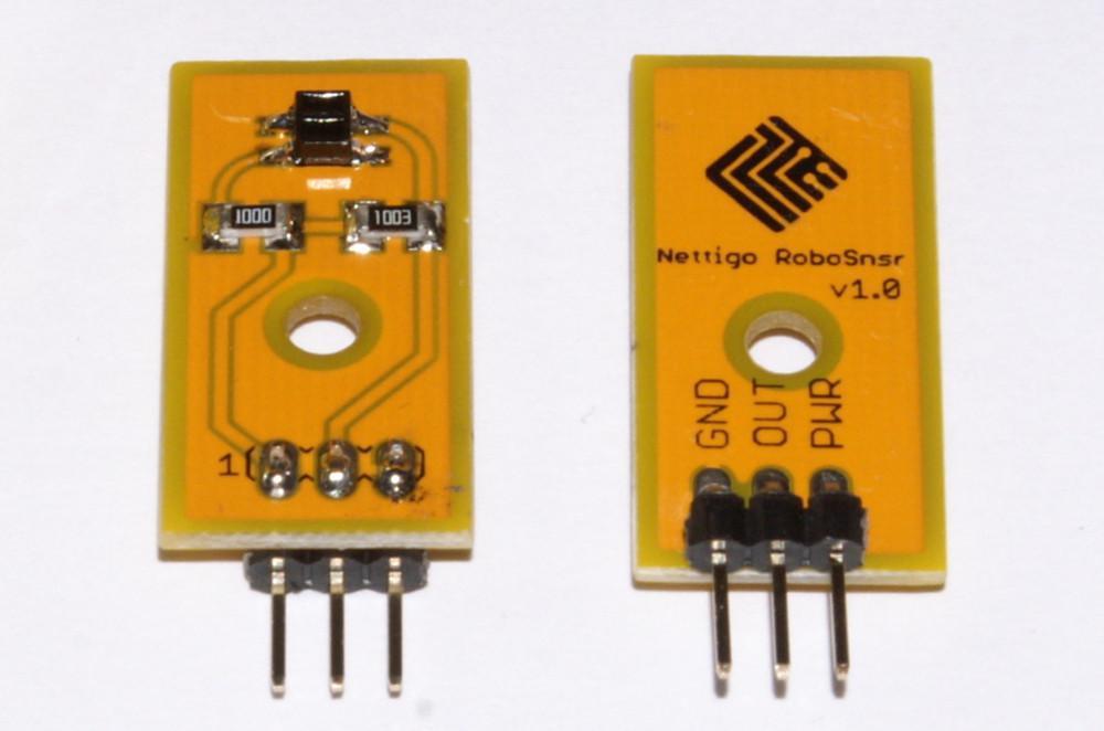 Nettigo: Line follower sensor