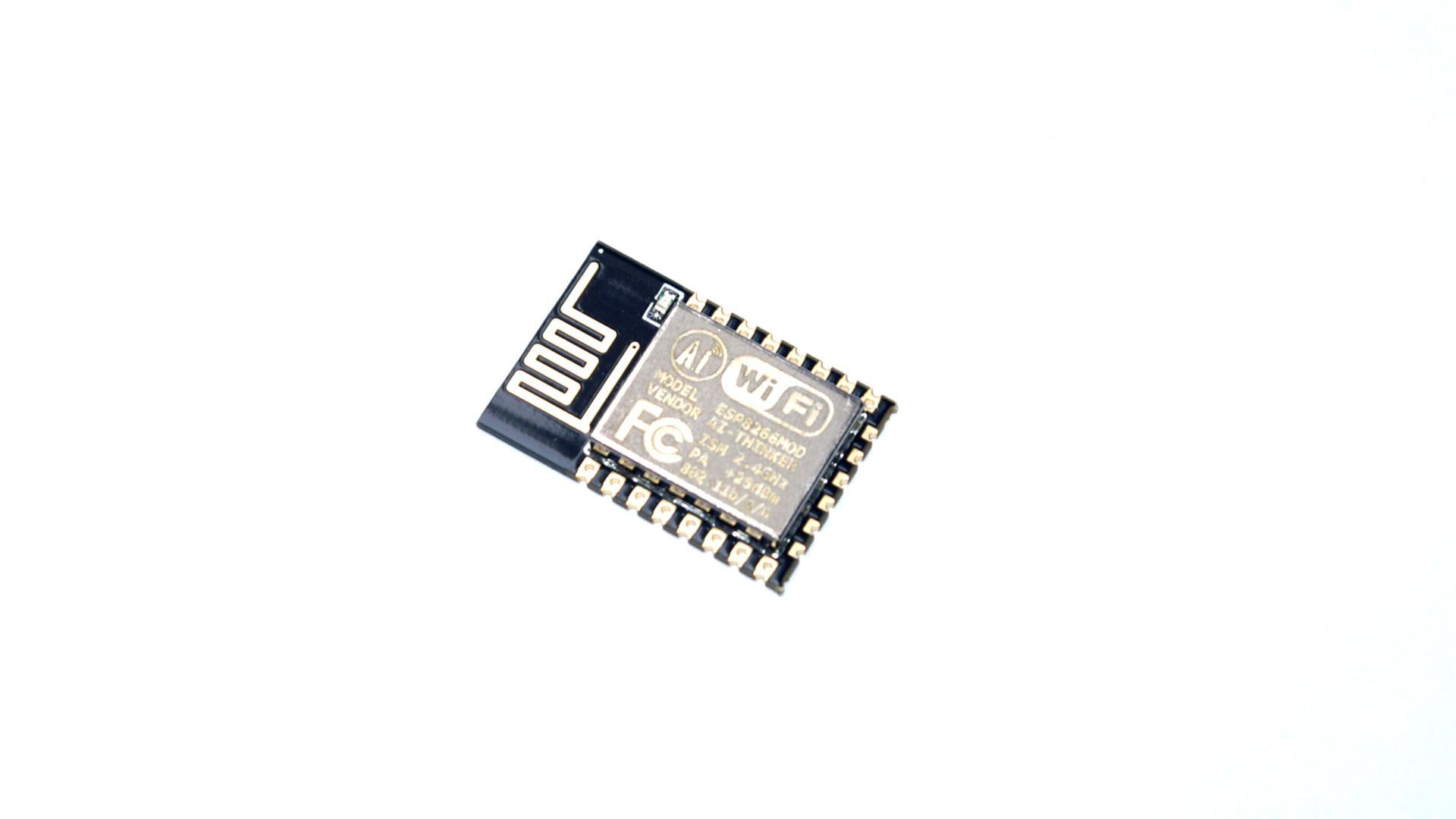 Nettigo: ESP-8266-12 WiFi module with 9 GPIO