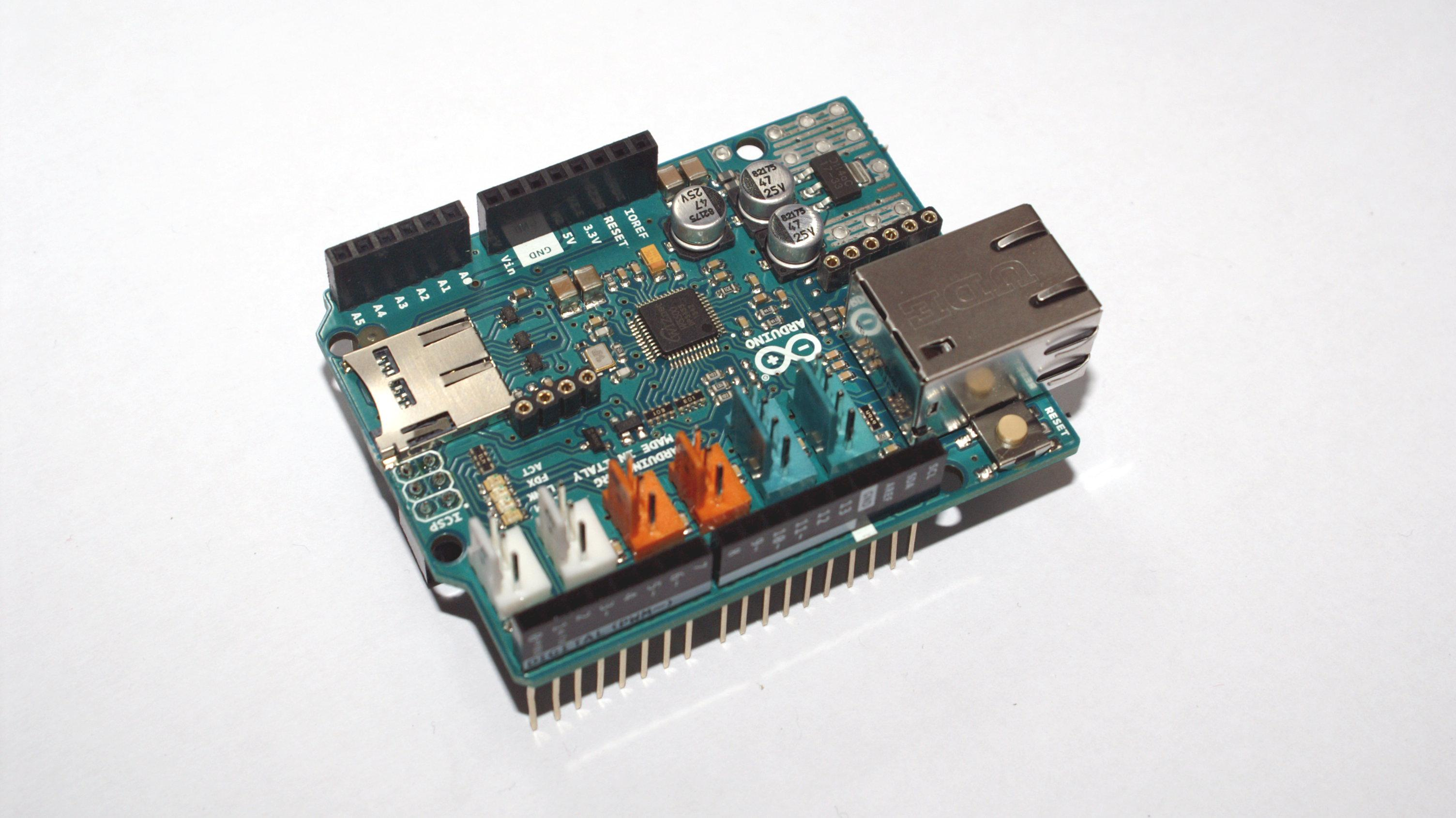Nettigo: Arduino Ethernet Shield 2