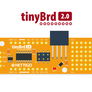 tinyBrd 2.0 - wireless sensor - Arduino IDE compatible