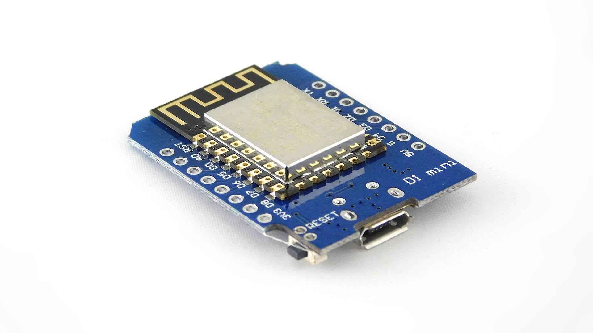 b89e348b9857e Nettigo: Wemos D1 mini V2 WiFi module