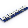 RGB LED stick - 8 x WS2812B