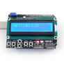 LCD Shield 2x16 with keypad