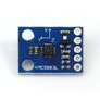 HMC5883L adapter, I2C, 3 axis magnetometer