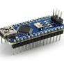 Arduino Nano clone, soldered