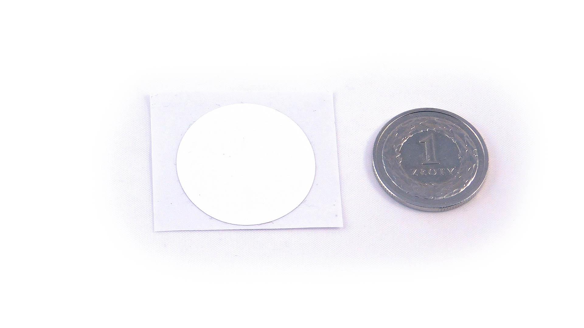 Nettigo: RFID/NFC waterproof sticker - NTAG203