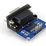MAX3232 - RS232-TTL converter