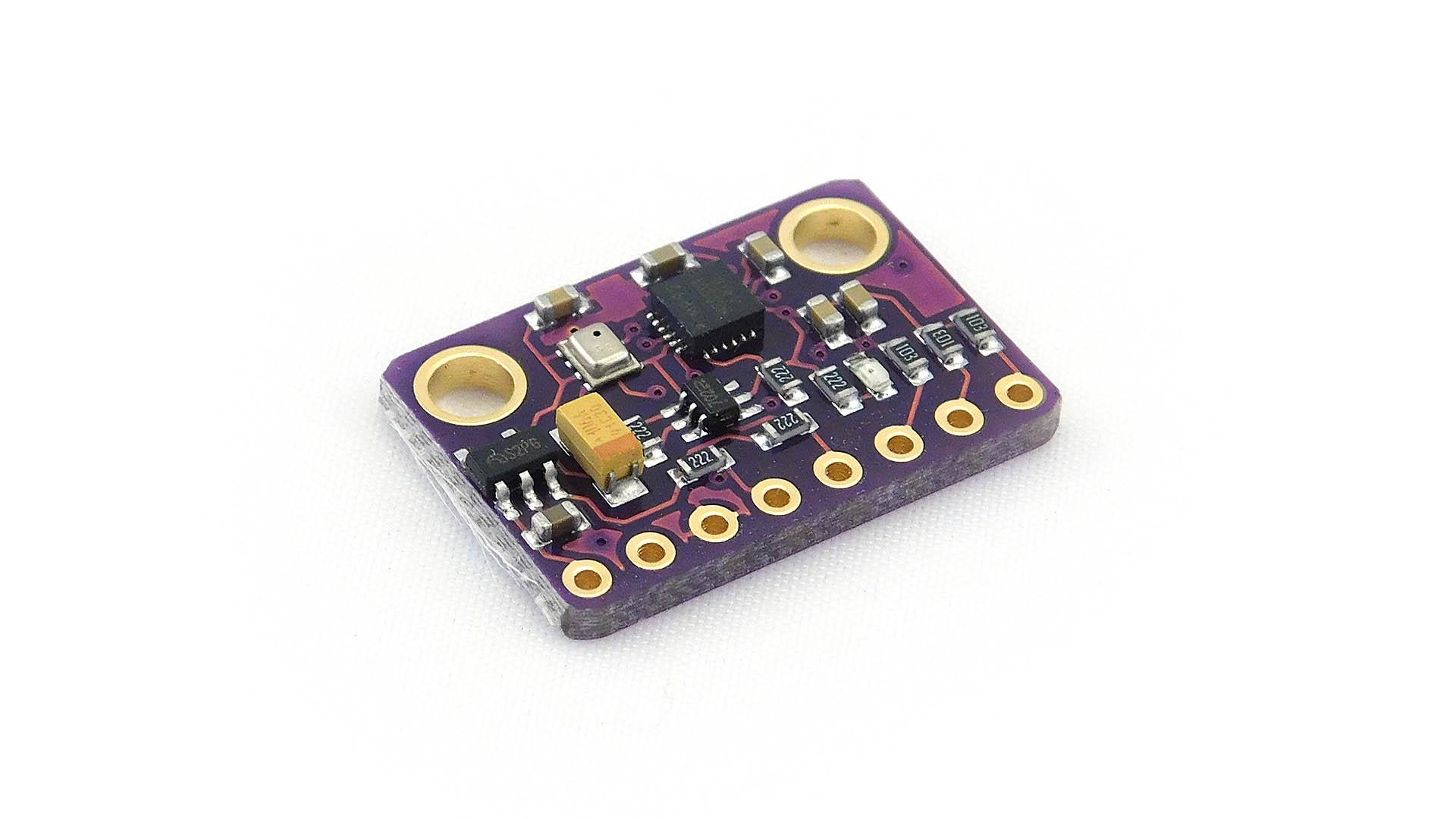 Nettigo: 10 DOF module MPU9250 + BMP280