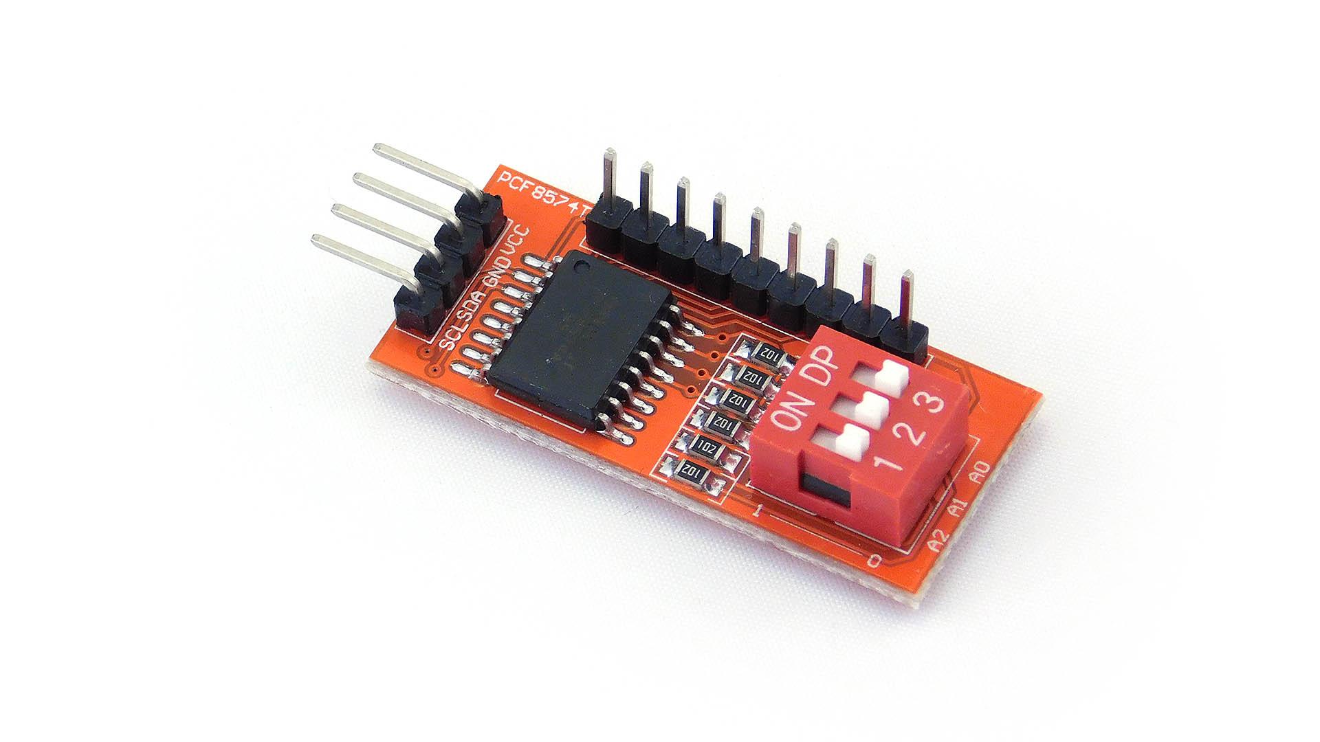 PCF8574 Module - 8-bit I/O Expander for I2C Bus