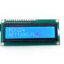 LCD 2x16 I2C blue