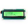 LCD 2x16 I2C green