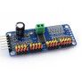 I2C servo driver, 16-channel