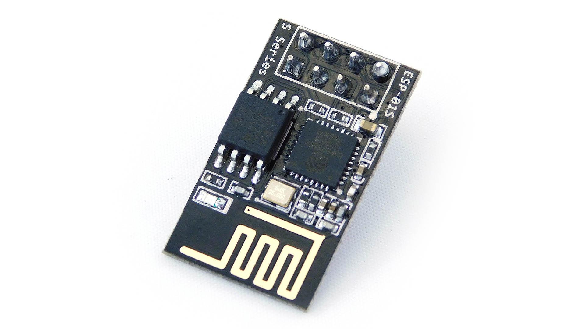 Nettigo Esp8266 01s Simple Easy To Setup Wifi