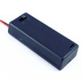 Battery holder with cover and switch 2 x AAA (R3)
