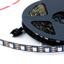 LED strip RGB WS2812B, 5V, black, 60/m, IP30