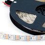 LED strip RGB WS2812B, 5V, white, 60/m, IP30