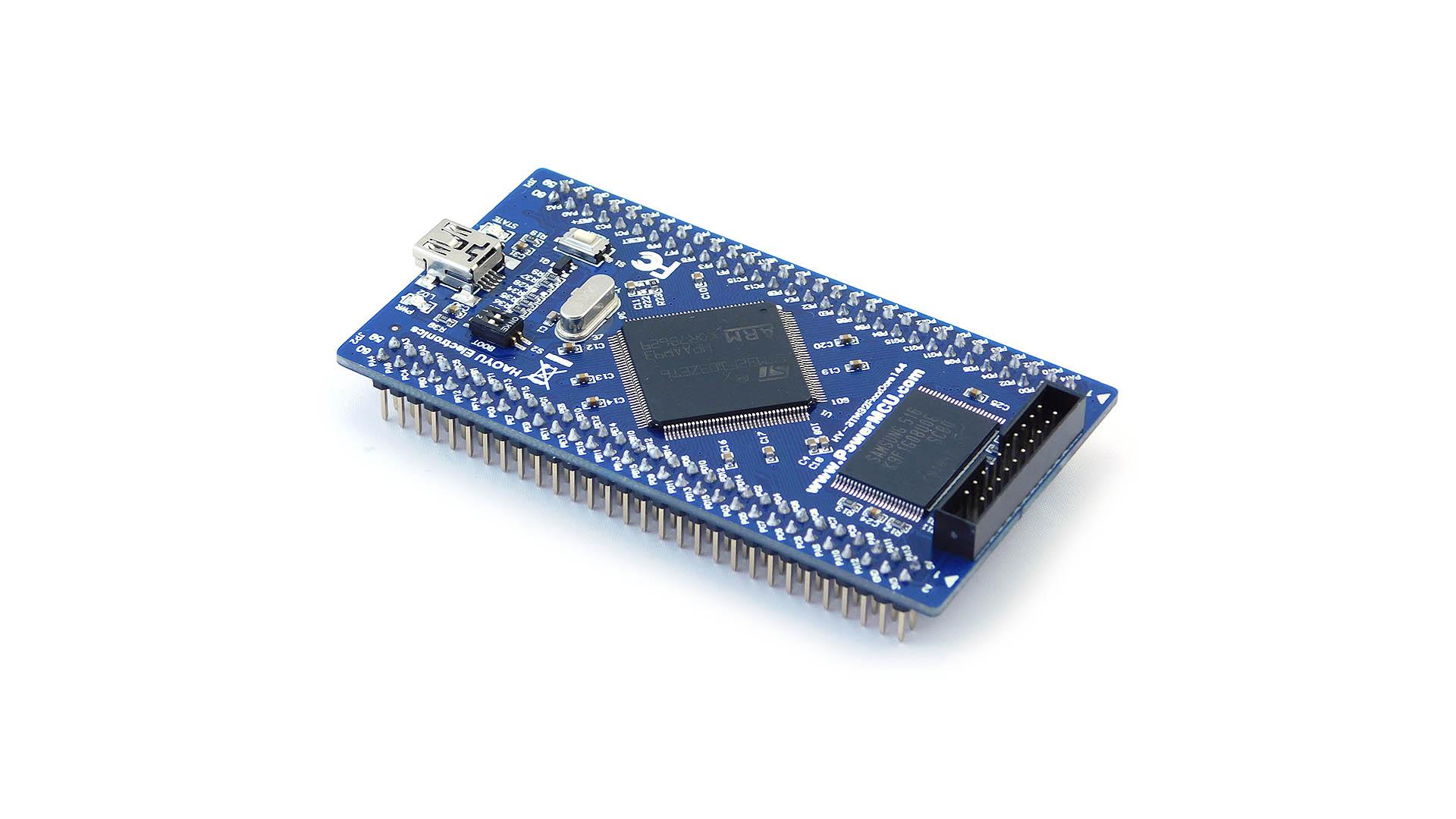 Nettigo: Development board HY-STM32F1xxCore144 with STM32F1