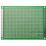 Protoboard 60 x 80 mm, double sided