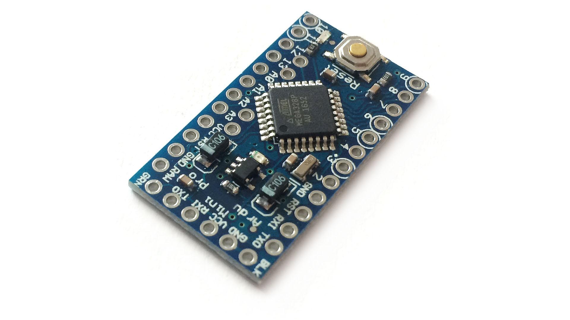 Nettigo: Arduino Pro Mini Clone ATMega328P 3 3V / 8MHz