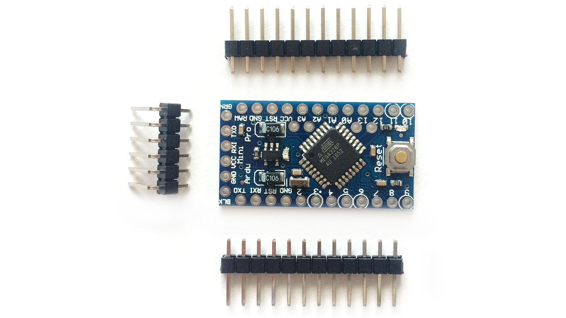 Nettigo arduino pro mini clone atmega p v mhz
