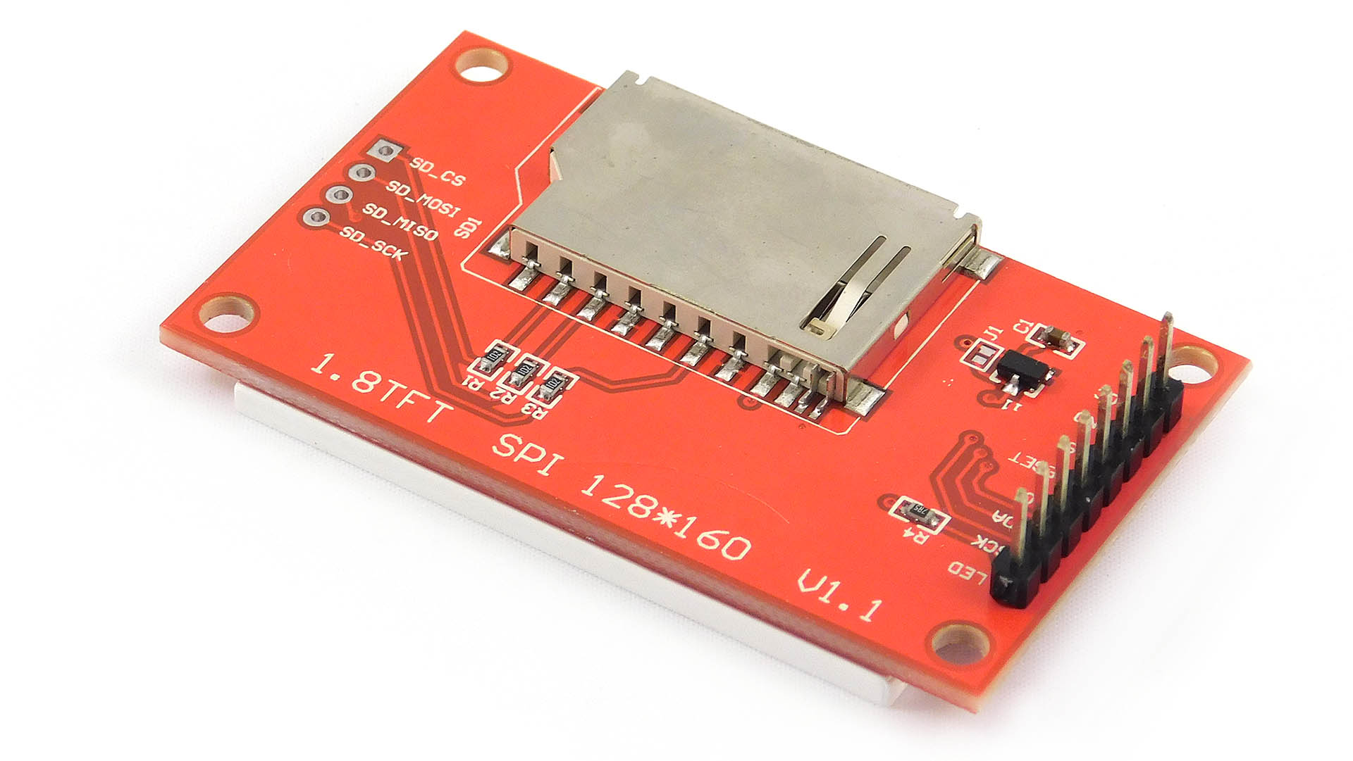 Nettigo: LCD TFT Display 1 8