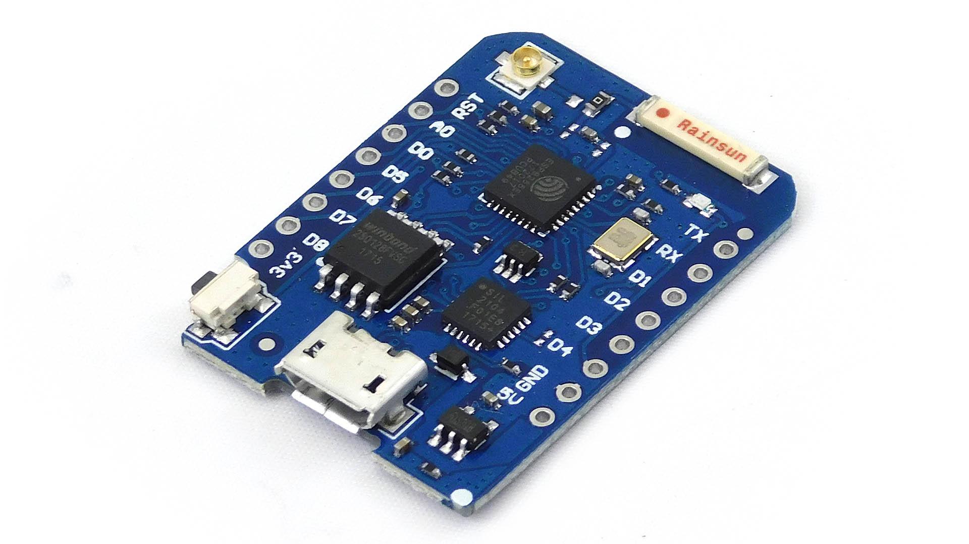 Nettigo: Wemos D1 mini Pro WiFi module