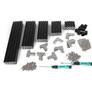 MakerBeam XL Black Starter Kit Regular