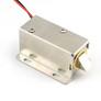 Electrolock - electromagnet with spring bolt 12V