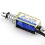 Pulling electromagnet 12V 5N 0.5kg JF-0530B