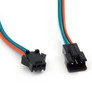 Pair 3-pin JST SM connectors for LED strips