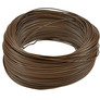 Hook up wire  brown