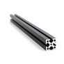 MakerBeam XL 1 piece of 200mm black anodised