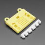 KittenBot Silicone Sleeve for BBC micro:bit Yellow