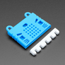 KittenBot Silicone Sleeve for BBC micro:bit Blue