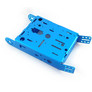 Aluminum Chassis for TT Motors - 2WD
