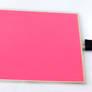 ElPanel 10x10 cm, pink