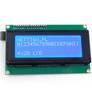 LCD 4x20 I2C blue