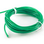 ELWIRA Soft El Wire 2.3 mm x 3m, with connector, green