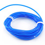 ELWIRA Soft El Wire 2.3 mm x 3m, with connector, blue
