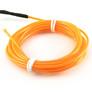 ELWIRA Soft El Wire 2.3 mm x 3m, with connector, orange