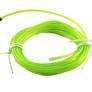 ELWIRA Soft El Wire 2.3 mm x 3m, with connector, żółto-zielony