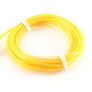ELWIRA Soft El Wire 2.3 mm x 3m, with connector, yellow