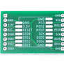 PCB adapter for LoRa RA-01 module