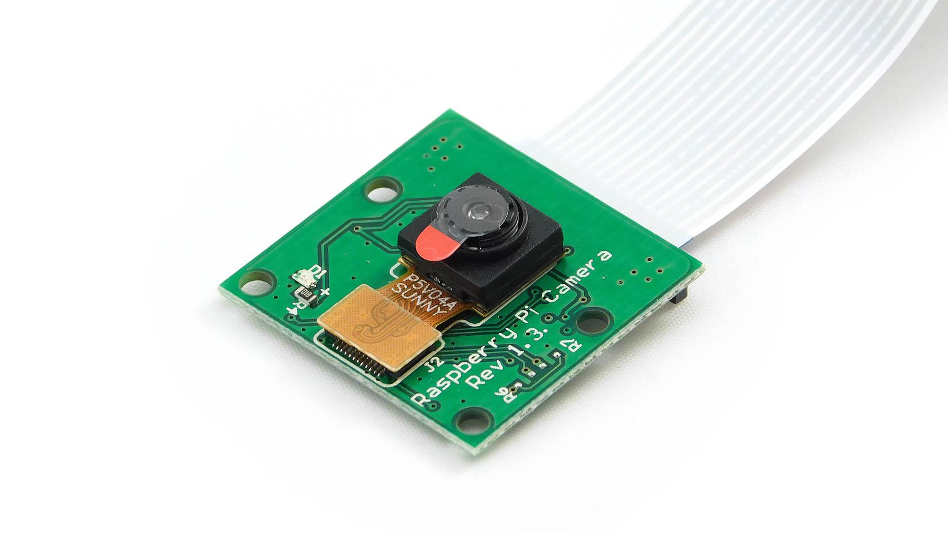 Camera Module v1 3 5Mpix for Raspberry Pi
