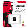 Micro SD 16 GB card with  SD adapter, class 10