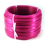 ELWIRA Soft El Wire with welt 2.3 mm purple
