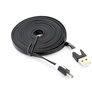 Cable microUSB 3m black