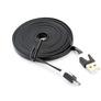 Cable microUSB 3m black
