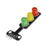 Mini Traffic Light LED Display Module